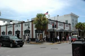 Die Bar von Ernest  Hemingway