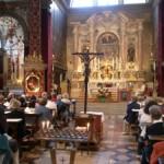 Eine schöne Kirche - San Moisé