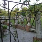 Romantisches Plätzchen auf Torcello