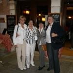 Nach unserem ersten Abendessen in Venedig
