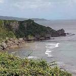 Okinawas Küste