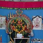 Altar im Tempel