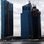 Hochhäuser ohne Ende